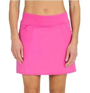 NEW JoFit Mina Skort Golf Skirt SMALL Raspberry Pink NWT