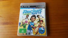 RACKET SPORTS PLAYSTATION 3 GAME PS3