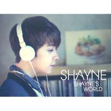 K-Pop Shayne - Shayne'S New World Limited Edition [2nd Mini Album] (Syne02H)
