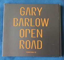 GARY BARLOW - OPEN ROAD - 1 TRACK PROMO CD SINGLE - ROAD2