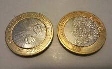 £2 Coin Set Florence Nightingale - Charles Dickens 2010, 2012.