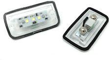 LED Kennzeichenbeleuchtung für Mercedes SL R230 |CLK Coupe + Cabrio 209 [SL7206]