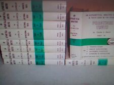 Complete series on 3 CDs Bible Study Books by C.H. Welch & Stuart Allen-FREE SHP