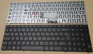 Original Keyboard Medion Erazer Akoya P 7648 Md 99980 99833 99837 Keyboard