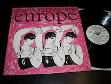 "Various ‎""Womad Talking Book Volume Three: An Introduction To Europe"" LP UK 1986"
