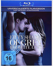 Fifty Shades Of Grey - befreite Lust E L James 5053083145347