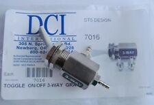 Kipphebelventil / 3-Wege Schalter grau DCI REF: 7016