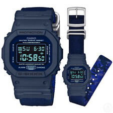 CASIO G-SHOCK Reversible Cloth Band Limited Edition Watch GShock DW-5600LU-2