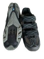 Specialized Body Geometry Riata MTB Women's Cycling Shoes US 7 EU 37 Black Blue