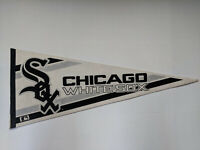 Vintage Chicago White Sox Full Size Felt Pennant