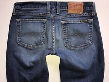?? LUCKY BRAND LIL MAGGIE Ultra Low Rise Flare Jeans 30�� Inseam Size 30