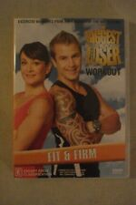 - THE BIGGEST LOSER WORKOUT - FIT AND FIRM [DVD] BRAND NEW [REGION 4 [NOW 15.75]