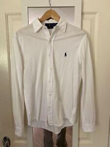 Polo Ralph Lauren White Button Up