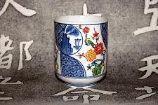 OCHA CUP TAZZINA THE Tè SAKE DECORATION JAPAN GENUINE SAKURASHU NUOVO TN1 51216