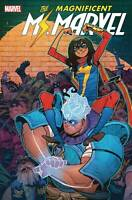 Magnificent Ms Marvel #13 (2020 Marvel Comics) First Print Petrovich Cover