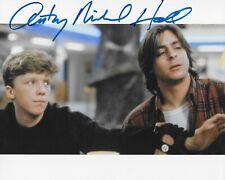 Anthony Michael Flur Breakfast Club Original Autogramm 8x10 #8
