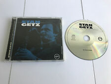 Stan Getz : A Life in Jazz: a Musical Biography CD (1996) MINT  - VERVE