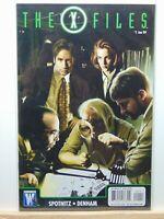 The X-Files #1 Wildstorm Comics CB7864