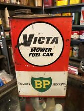 BP Victa Mower Fuel Gallon Can