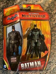 Mattel DC Comics Multiverse Batman Action Figure New in the Box
