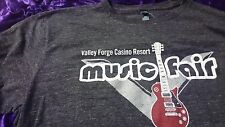 VALLEY FORGE CASINO RESORT MUSIC FAIR - t-shirt SIZE MENS MEN'S XL Extra Large !
