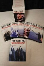 Joris Ivens 1912-1988 - 5 DVD box set - Region Free - English subtitles