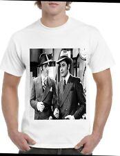 Tee-shirts 100% coton Alain Delon Jean paul Belmondo cinéma tailles aux choix
