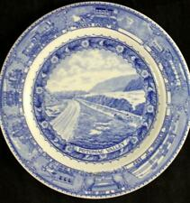 Shenango BALTIMORE & OHIO RAILROAD Salad Plate GREAT VALUE