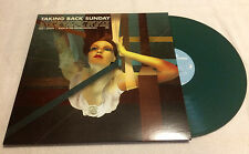 Taking Back Sunday Self Titled Vinyl Green LP /500 TBS Sealed New