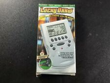 Lucky Draw Electronic Casino Handheld with FM Radio