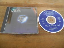 CD Pop Chris Rea - The Road To Hell (10 Song) WEA / MAGNET REC