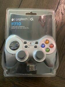 Logitech Wireless Gamepad F710 New in Package (G2)