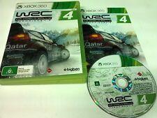 WRC FIA World Rally Championship 4 Xbox 360