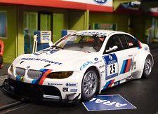 SCALEAUTO BMW M3 GT2 Nr.25 in 1:24 mit Metallchassis TOP QUALITÄT         SC7022
