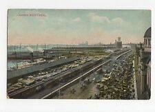 Canada, Harbour, Montreal Postcard, A513