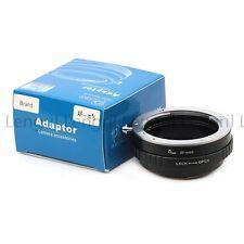 Sony Minolta MA Len to Micro Four Thirds M4/3 Adapter E-PL6 E-P5 E-PL5 E-PM2 HOT