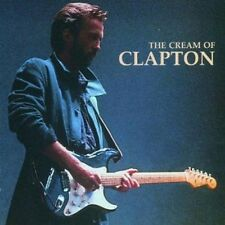 ERIC CLAPTON - THE CREAM OF  CD POP-ROCK INTERNAZIONALE