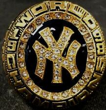 NEW YORK YANKEES 1998 WORLD SERIES CHAMPIONS REPLICA RING SGA W POUCH BETTERIDGE