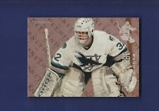 Arturs Irbe 1994-95 Fleer Hockey Netminder #4of10