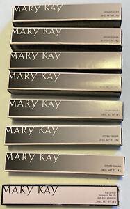 Mary Kay Ultimate Mascara BLACK-Lot Of 7 w/Lash Primer NIB