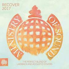 RECOVER 2017 - MINISTRY OF SOUND V/A 2CDs (NEW/SEALED)