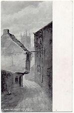 P.C A Court Off Sadler Gate Bridge Old Derby Derbyshire Published by Keene