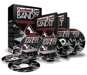 @@@ The Facebook Cash - Bandit - Paket @@@