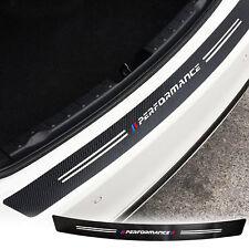 101cm Carbon Fiber Texture Decal Bumper Guard Sticker For BMW X1 X2 X3 X4 X5 X6