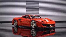 Custom Technic Ferrari 488 Pista Compatible w/ Lego 42083 42115 42056 ONE LEFT