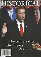 Barack Obama Magazine Special Inauguration Issue White House Michelle Family