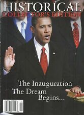 Barack Obama magazine special Inauguration special White House Michelle Family
