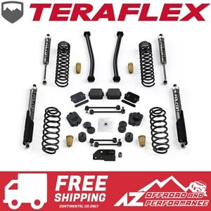 "TeraFlex 2.5"" Sport ST2 Suspension System Falcon 2.1 18-21 Jeep Wrangler JL 2 Dr"