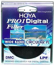 Hoya 77mm Pro1 Digital polarizzatore circolare Filtro, Londra
