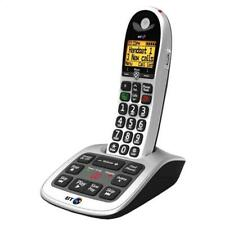 BT 4600 Single Cordless phone, Advanced Call Blocker, Big Button Home /Office
